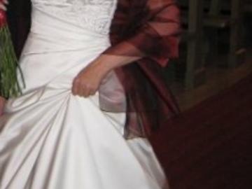 Ilmoitus: Sincerity Bridal hääpuku