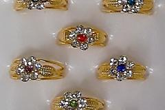Sell: (972) Latest Arrival Cubic Zirconia Royal Fashion Ring