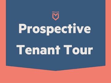 Task: Prospective  Tenant  Tour: Oak Harbor