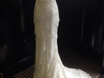 Ilmoitus: Cymbeline Hamy wedding dress