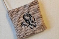 Vente au détail: sac bandoulière hibou