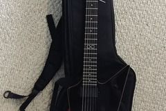 Renting out: Chapman Ghost Fret Standard w/ EMG pickup upgrade