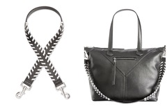 Sell: NWT Designer Handbag Interchangeable Purse Guitar Straps