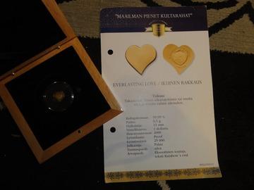 Ilmoitus: Kultainen sydän