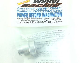 Selling: Waller Racing 1/8 off-road pipe power adapter