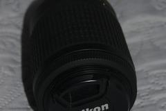 Venta: OBJETIVO NIKON 55MM-200MM