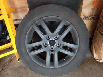 Selling: 16x8 | 5x112 | Jetta OE Alloy Wheels for sale