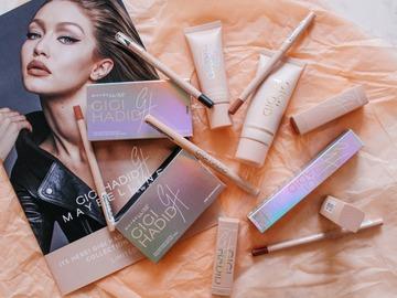 Buy Now: (100) Wholesale Makeup Cosmetic Maybelline Gigi Hadid Series