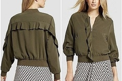 Sell: 28 Who What Wear Green Bomber Jackets
