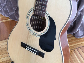 Selling: Custom Acoustic Guitar
