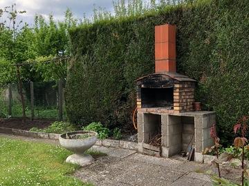 NOS JARDINS A LOUER: Jardin avec barbecue