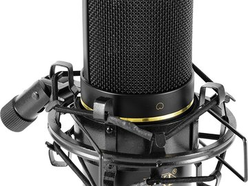 Renting out: MXL 770 Cardioid Condenser Microphone