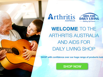Service/Program: ARTHRITIS AUSTRALIA  - PRODUCTS