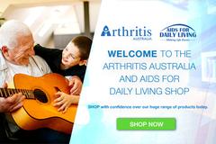 Service/Program: ARTHRITIS AUSTRALIA  - PRODUCTS