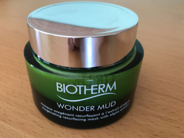 Venta: *NUEVO* Mascarilla facial Wondermud Biotherm