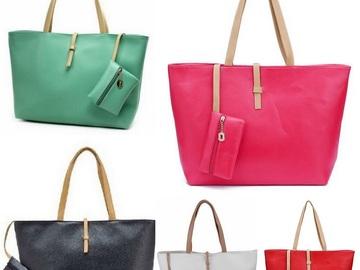 Buy Now: (36) Fabulous Women Handbags In Assorted Colors