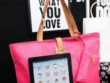 Liquidation Lot: (36) Fabulous Women Handbags In Assorted Colors