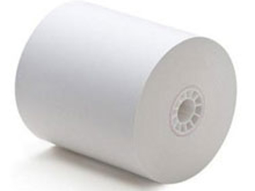 """Selling Products: 10 X Clover Point of Sale Thermal Paper, 3 1/8"""" X 230'"""