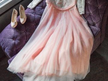 Ilmoitus: Wedding dress plus jacket