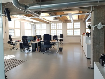 Renting out: Vallila Co-Working space || Rent a table