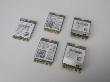 Selling: M.2 Wireless Cards - Intel, Killer, Dell