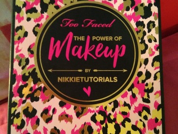 Venta: Paleta too faced nikkietutorials