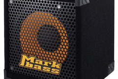 "Renting out: Markbass Combo Head II 12"" 500 W Bass Combo Amplifier"