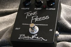 Renting out: Barber Tone Press Compressor Pedal