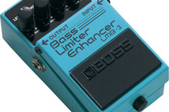 Renting out: Boss LMB-3 Bass Limiter Enhancer Pedal