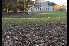 NOS JARDINS A LOUER: Parc arboré   avec ruisseau jaccuzi