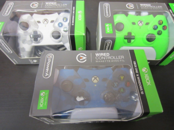 Sell: 27 Pcs PowerA Xbox One Wired Controllers