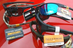Sell: 100pc Sunglass mix, Fishing, Hunting,Shooting,Camo,Polarized
