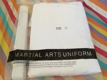 Myydään: Karate Uniform Men 190cm