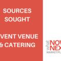 Procurement Listing: Event Venue & Catering