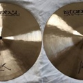 "Selling with online payment: Istanbul Agop 14"" Vezir Hi Hats (Like New)"