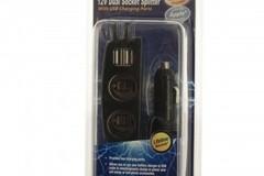 Sell: 48x Micro USB & Apple Dual Socket Splitter with Charging Por