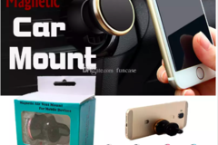 Sell: Universal Car Mount Air Vent Magnetic Phone Holder (40)
