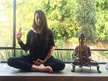 Private Session Offering: Yoga with Fabi