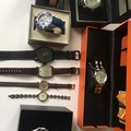 Sell: Lot of 9 new brand name quality watches