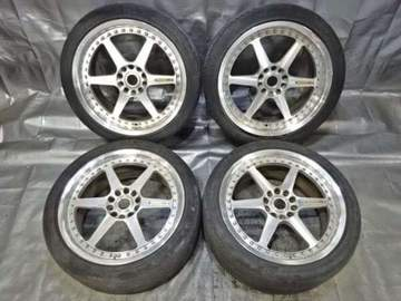Selling: 18x8.5 & 18x9.5 | 5x114.3 | Manaray ms-6 wheels for sale