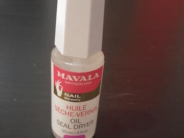 Venta: Mavala oil seal dryer