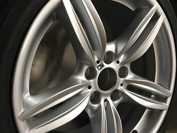 "Selling: 19"" | 5x120 | BMW OEM mseries wheels for sale"