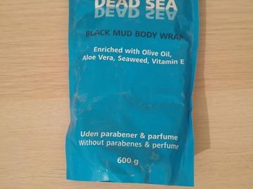 Venta: Dead Sea Black Mud Body Wrap