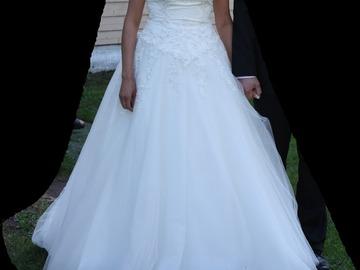 Ilmoitus: Sincerity Bridal 3339 - Hääpuku