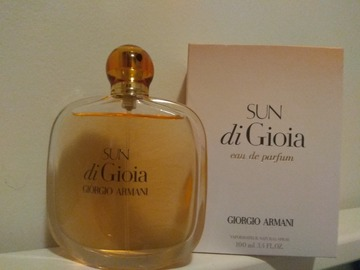 Venta: Perfume Sun de Gioia