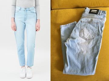 Myydään: Dr. Denim jeans (barely worn, Carlings 28/30)