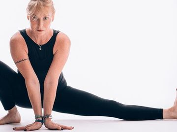 Class Offering: YOGA with Shirly Goldstein