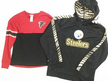 Sell: Nike 2018 Apparel, NFL, NCAA Mens, Women, & Kids Apparel.