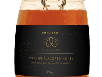 Ofreciendo Productos: 2 Pound - Raw & Unfiltered Honey