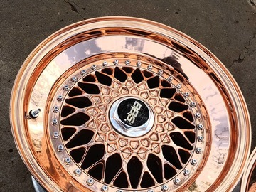 Selling: 17x9 & 17x10 | 5x100 | BBS RS wheels for sale